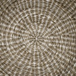 Stock Photo: Wicker surface