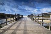 Beach landscape — Stock Photo