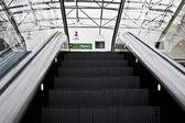 Escalators — Foto Stock