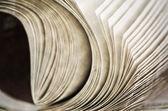 Rouleaux de journaux — Photo