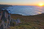 Amanecer costero — Foto de Stock