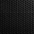 Abstract metal grid background — Stockfoto