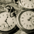 Old clocks — Stock Photo #25800581