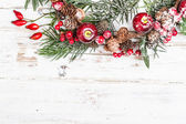 Natural winter background — Stock Photo