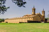 Monastery of San Juan de la Peña — Foto Stock