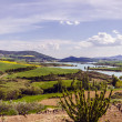 View over the valley — Stock Photo #34030613