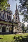 Bulgarian church — Stock Photo