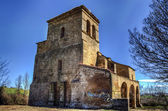 Abandoned church — Stock Photo