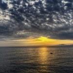 Ocean sunset — Stock Photo #47255701
