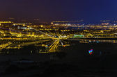 City lights — 图库照片