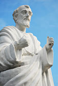 St. Joseph Sculpture — Stock Photo