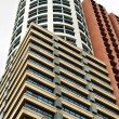 Stock Photo: Modern Building Condominiums