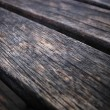 Old grunge wood panels used as background — Stock Photo