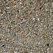 Pebble Washout Finish Whitewash Wall Background — Stock Photo