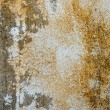 Stock Photo: Peeling Paint Grunge Concrete Wall Background