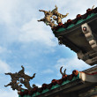 Stock Photo: Chinese PagodTemple