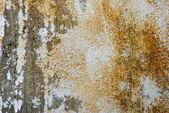 Peeling Paint Grunge Concrete Wall Background — Stock Photo
