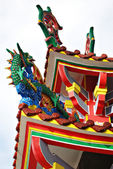 Chinese Pagoda Details — Stock Photo