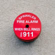 Fire alarm device    — Stock fotografie
