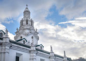 Quito's Cathedral — Stock Photo