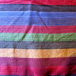 Multicolored Textile Background — Stock Photo