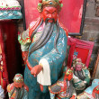 Guan Yu, the Chinese God of War — Stock Photo