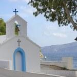 Mediterranean Church — Stock Photo