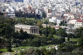 Grecia antigua y moderna — Foto de Stock