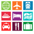 Tourism symbols — Stock Photo #36571407