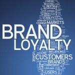 Word Cloud Brand Loyalty — Stock Photo #37792835
