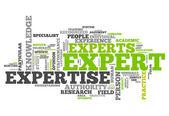 Word Cloud Expert — Stockfoto