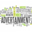 "Word Cloud ""Advertainment"" — Stock Photo #41777713"