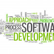 Word Cloud Software Design — Stock Photo #42138733