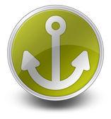 Icon, Button, Pictogram Marina — Stock Photo
