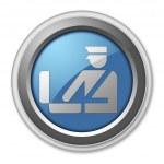 Icon, Button, Pictogram Customs — Stock Photo #42815631