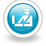 Icon, Button, Pictogram Customs — Stock Photo #42872961