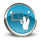 Icon, Button, Pictogram ATM — Stock Photo