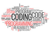 Word Cloud Coding — Photo