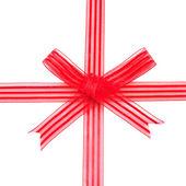 červená stužka — Stock fotografie