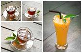 Juego de té — Foto de Stock