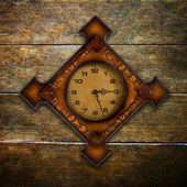 Old clock — Stock fotografie
