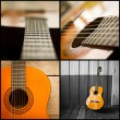 Classical guitar — Stock Photo #39413783