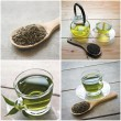 Green tea — Stock fotografie #39741643