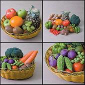 Healthy set — Stock Photo