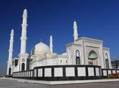 Beautiful mosque in Astana — Stock Photo