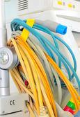 Kabels van het medische apparaat — Stockfoto