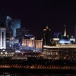 """Palace of President of Kazakhstan """"Ak Orda"""" and the central part — Stock Photo"""