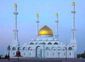 The central mosque in Astana — Stock Photo
