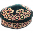 Stock Photo: Kazakh skullcap