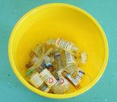 Medical waste — Stock Photo